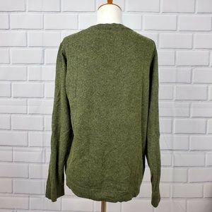 J. Crew Factory Sweaters - J. Crew Mercantile Cotton Wool Teddie Sweater A4-7